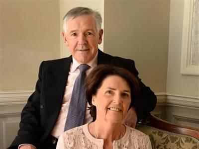 Mr & Mrs Scally
