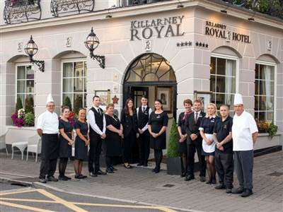 The Team at Killarney Royal