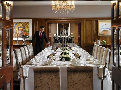 Private Dining at Hayfield Manor