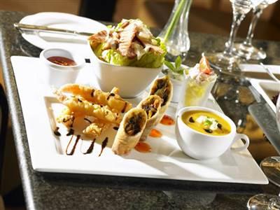 The Royal Bar & Bistro Cuisine