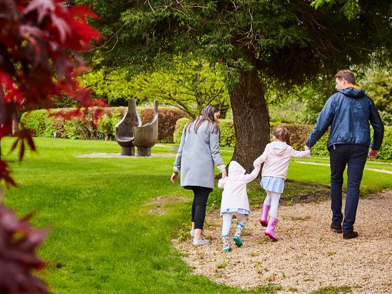 Family Fun in the Gardens2