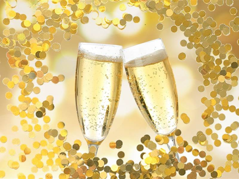 New Year-Three Night Celebration – 3 B&B, 2 Dinners & NYE Celebrations
