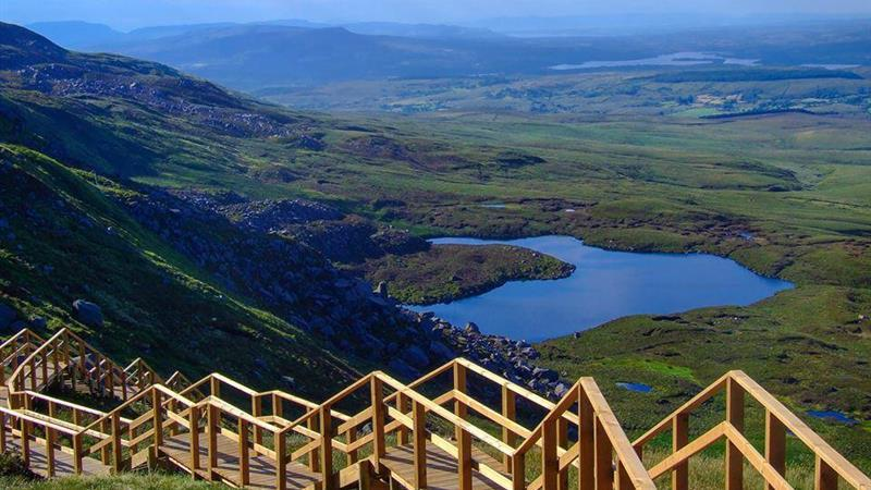 Fermanagh's Stairway To Heaven