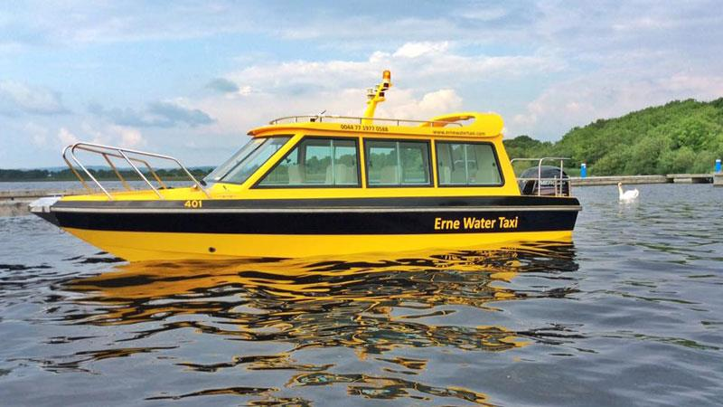 Fermanagh's New Erne Water Taxi