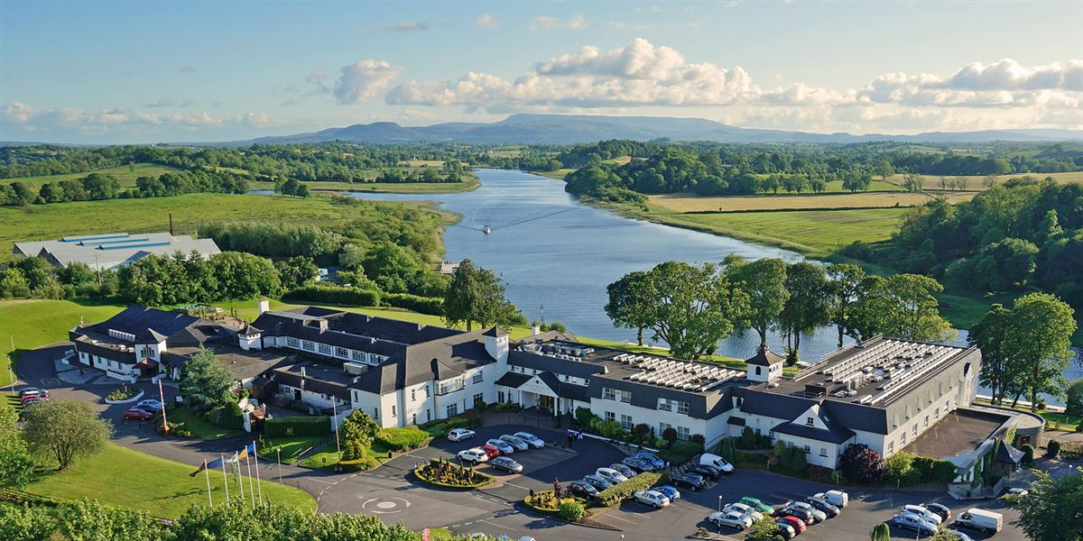 Killyhevlin Hotel in Enniskillen