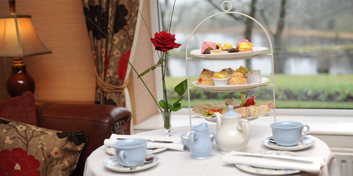 Traditional Afternoon Tea In Enniskillen