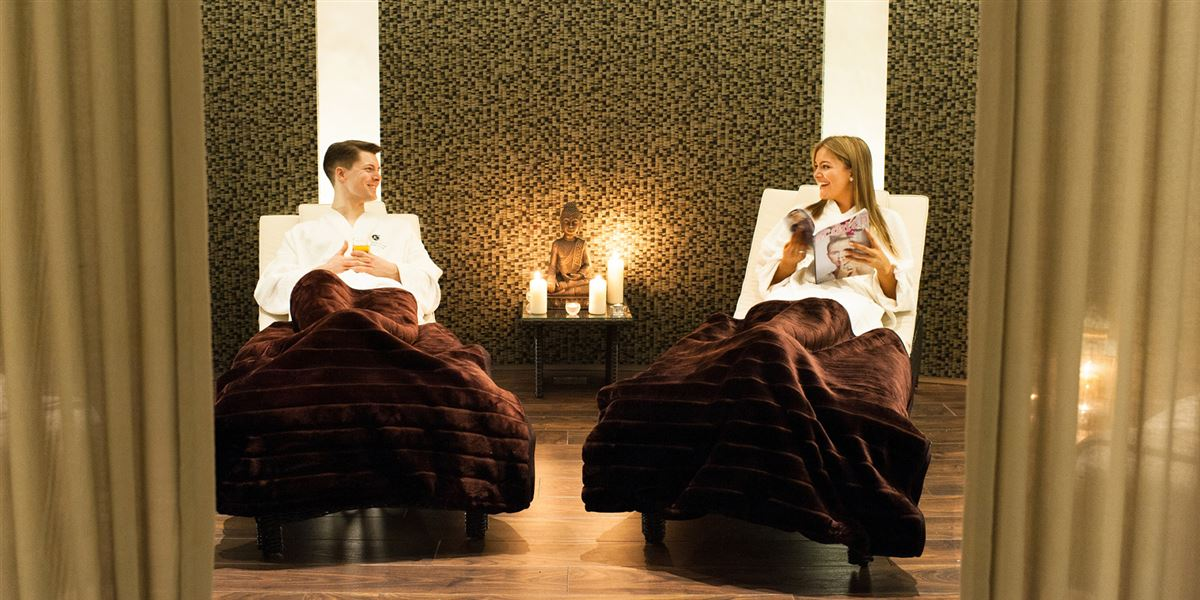Relaxing Spa Treatments at Killyhevlin Hotel & Spa