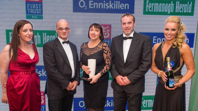 Killyhevlin Lakeside Hotel Wins Excellence in Customer Service Award