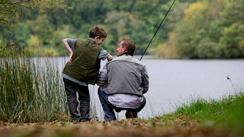 Enjoy fishing in the Fermanagh Lakelands
