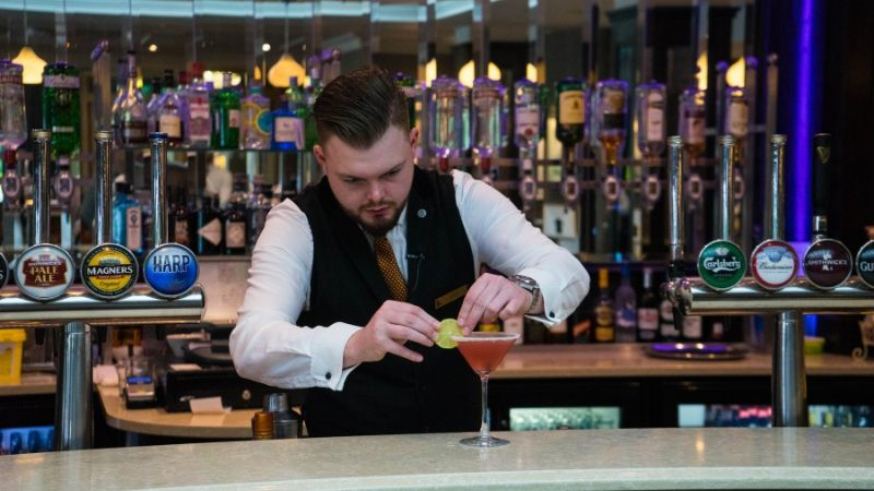 killyhevlin hotel enniskillen cocktails