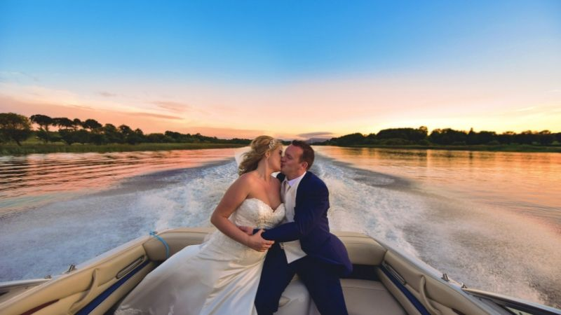 killyhevlin lakeside hotel wedding ennis