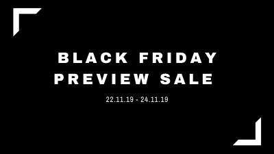 Black Friday Preview Sale B&B From £45pps