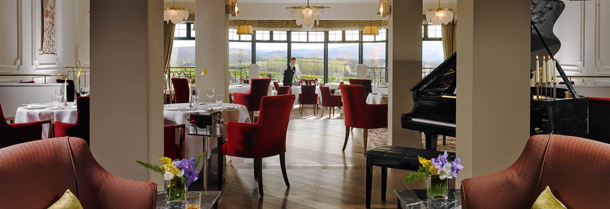 La Fougere Restaurant  Knockranny House