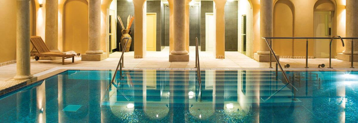 Spa breaks ireland at Spa Salveo Thermal Suite Westport Knockranny
