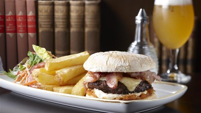 Brehon Bar  Knockranny Burger