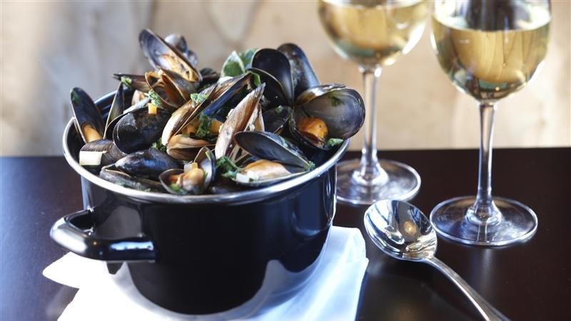 Brehon Bar Mussels