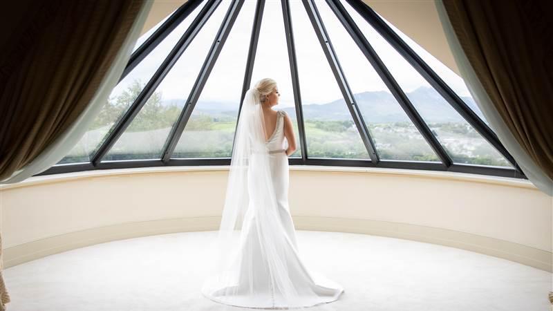 Weddings Penthouse view