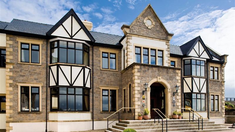 Knockranny House Hotel - Exterior Image