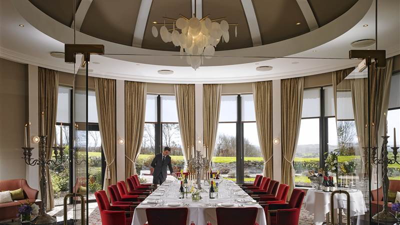 Round room - Private Dining