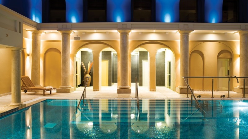 Spa Salveo Thermal Suite