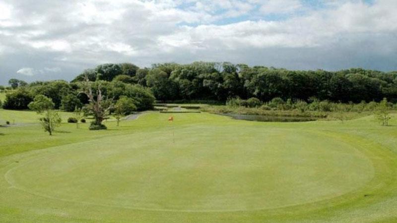 'Golfing
