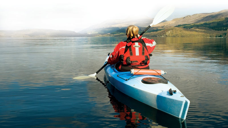 'Kayaking Photo