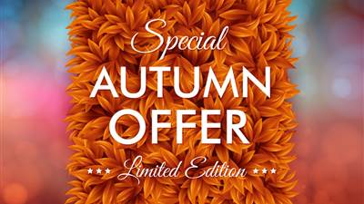 Autumn Sale BB fr €59pps
