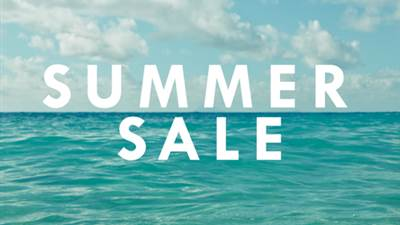 Flash Summer Sale fr €69pps