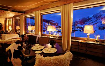 fine dining in lech