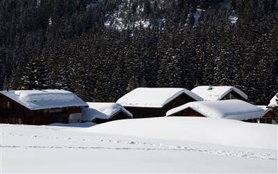 Kristiania in Winter