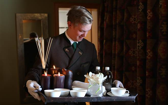 spa butler services
