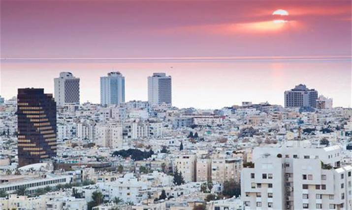 48 Stunden Tel Aviv