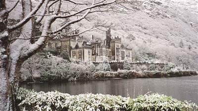 Kylemore in Winter