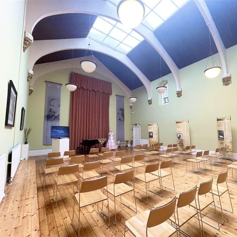 Fordham Hall 2