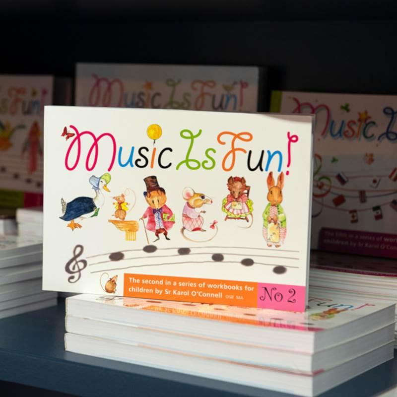 Music is Fun Display1