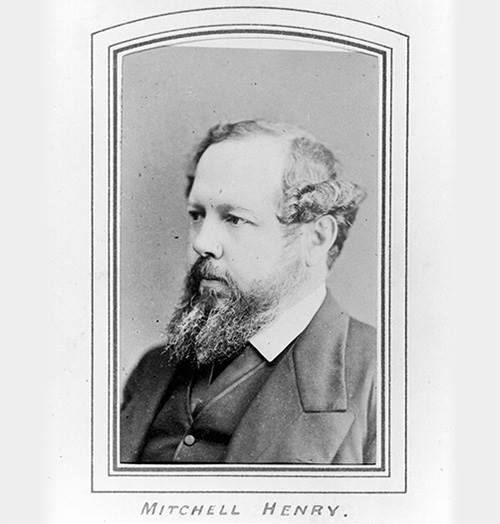 Mitchell Henry