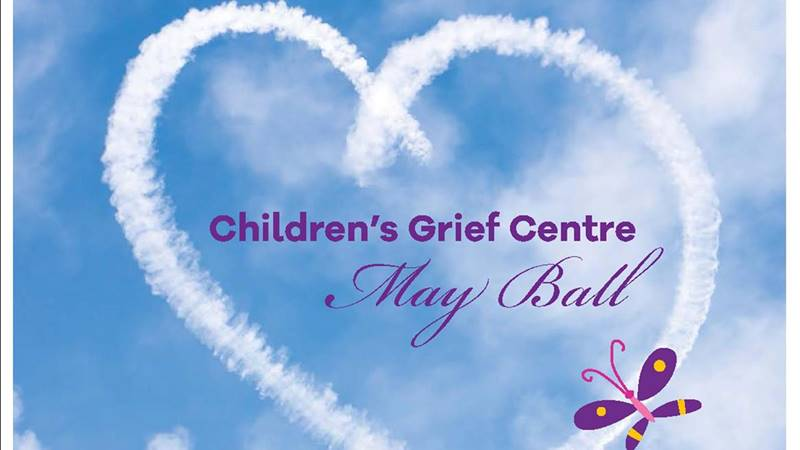 MAY Black Tie Ball - In Aid of Children's Grief Centre