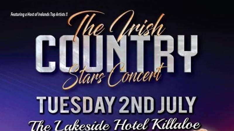 Irish Country Stars Concert