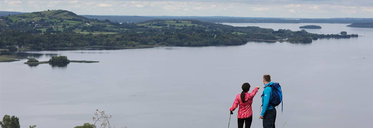 Lough Derg Blueway  Hill Walking  Ballyc