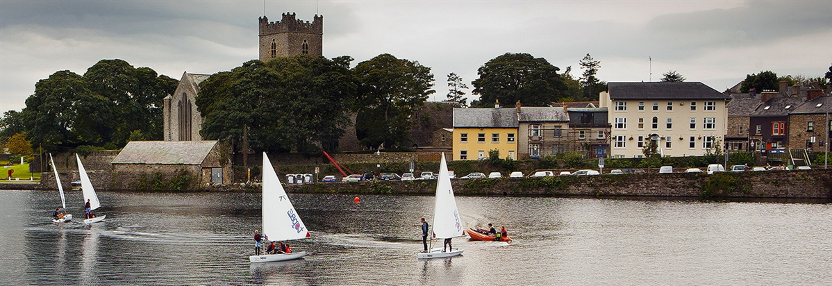 Sailing on the Shannon
