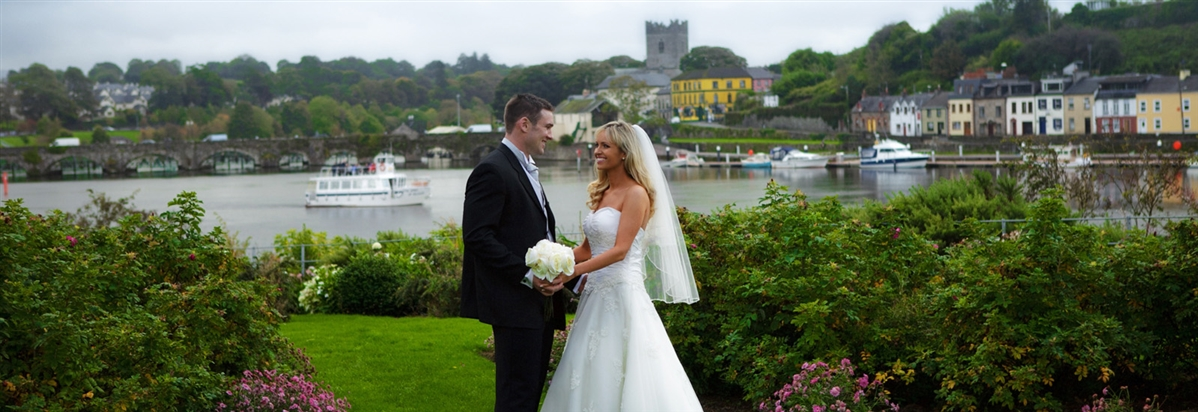 bride groom SOK killaloe