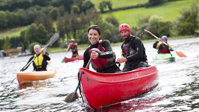 Ireland's Hidden Heartlands; Family Adventure Mini Bootcamp