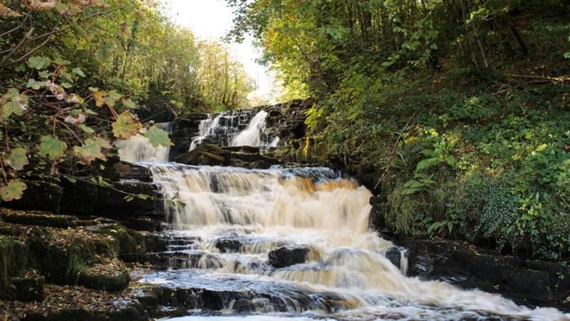poll an eas waterfall co leitrim