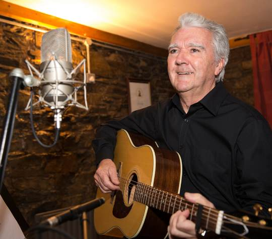 Johnny McEvoy in Concert