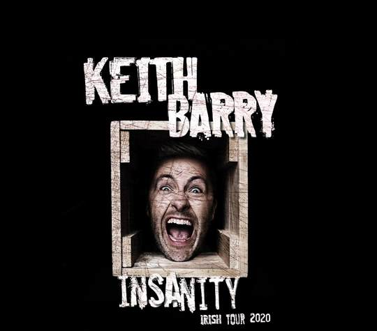 Keith Barry - Insanity