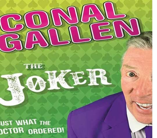 Conal Gallen - The Joker