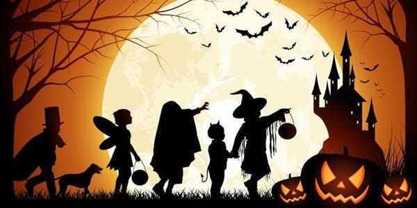 Halloween Family Midterm Break