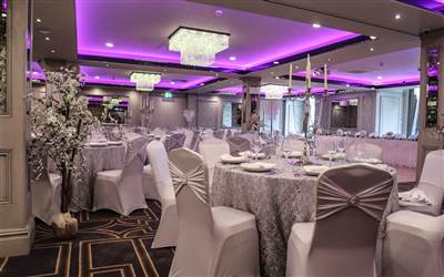 Fortwilliam Suite Wedding