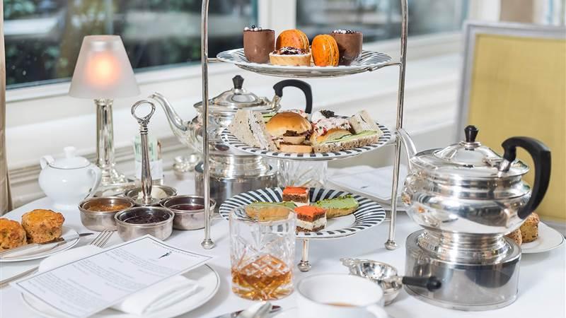 Afternoon Tea Gentlemens Tea 4