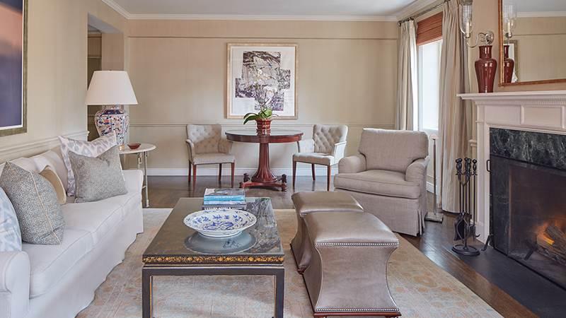 Lowell One Bedroom Suite Deluxe